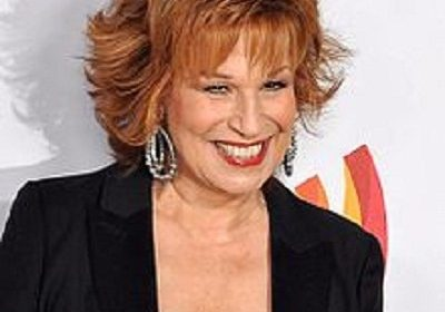 Joy Behar, the latest victim of 'The Avocado hand'-an increasing epidemic seen in the UK hospitals!