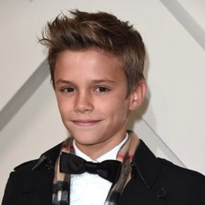 Romeo James Beckham