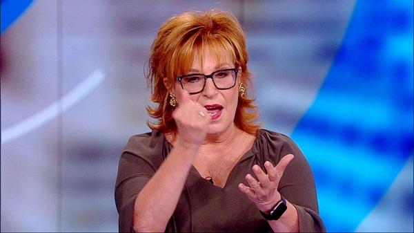 Joy Behar, the latest victim of 'The Avocado hand'-an