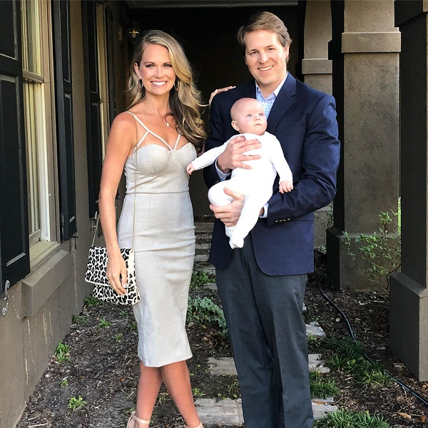 Cameran Eubanks and her family
