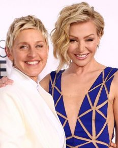 Ellen Degeneres and her wife wife Portia de Rossi divorce rumors! Is it true?? Click to know!