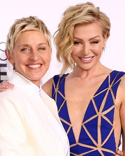 Portia De Rossi Pregnancy: Ellen Degeneres And Her Wife Wife Portia De Rossi Divorce