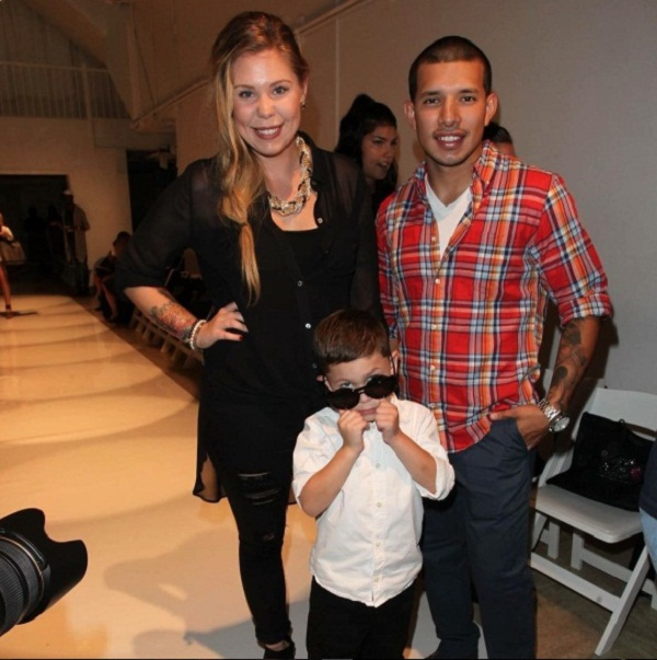 Kailyn, Javi, and Lincoln