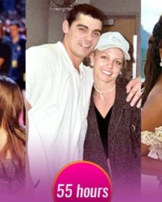 Short-lived celebrity marriages! Marriages which lasted for less than 2 months!