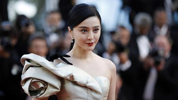 Chinese actress Fan