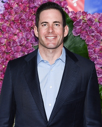 flip or flop show s tarek el moussa gifts a luxury lexus car to the nanny of his kids married. Black Bedroom Furniture Sets. Home Design Ideas