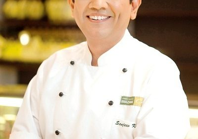 Renowned Chef Sanjeev Kapoor launches a restaurant in California! Know more on it and his future plans!