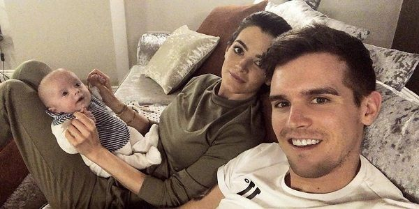 Gaz Beadle And Emma Mcvey S 6 Months Old Son Rushed To Hospital Once Again Mcvey Reveals The Problem With Her Child S Health Married Biography