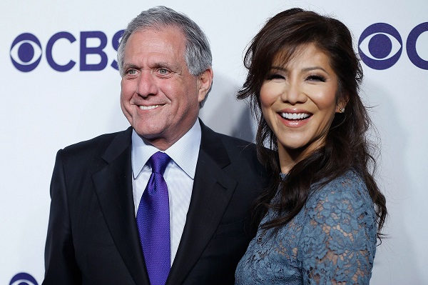 leslie moonves and julie chen�s 14 years of marriage and