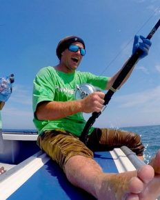 """""""Wicked Tuna"""" star Nicholas """"Duffy"""" Fudge suddenly passed away at the early age of 28"""