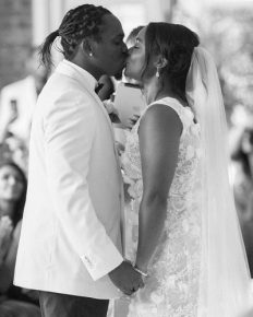 Rapper Pusha T marries his longtime girlfriend Virginia Williams in Virginia Beach with Pharrell Williams as his best man