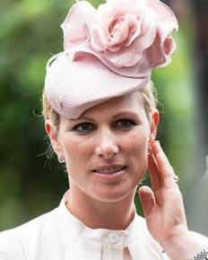 Zara Tindall makes her first appearance in public after her daughter's delivery!