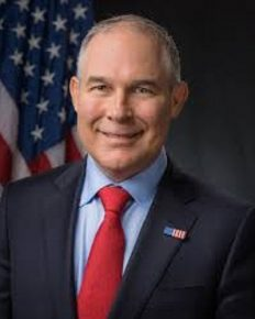 EPA Administrator Scott Pruitt resigns after growing protest against his policies! He is the latest Trump official to be harassed in a restaurant!