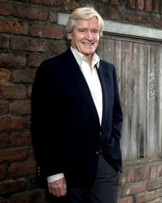Coronation Street's Bill Roache,  86-Will he make it 100 on the show?