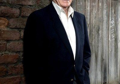 Coronation Street's Bill Roache,  86-Will he make it 100 on the show?