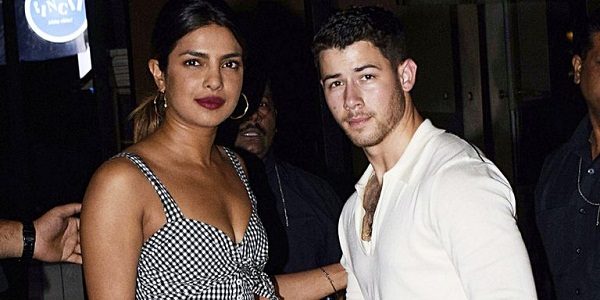 Nick and Priyanka