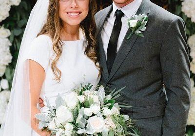 Counting On star Josiah Duggar gets married to fiancee Lauren Swanson!