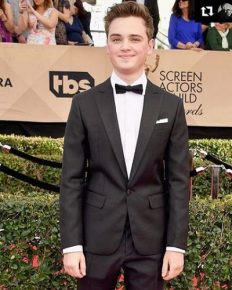 Dean-Charles Chapman- Building his professional career (as an actor) pretty well, but has a hidden personal life!