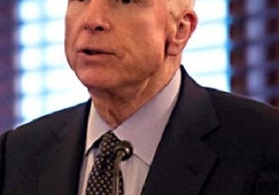 Senator John McCain opts to stop treatment for his brain cancer Gliobastoma which was diagnosed nearly a year age!