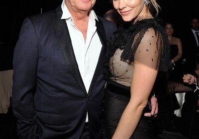 David Foster talks about his engagement to Katharine Mcphee! Read their relationship details here!
