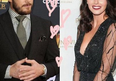 Katherine Schwarzenegger and Chris Pratt are dating! New couple share kisses! Get detailed facts there!