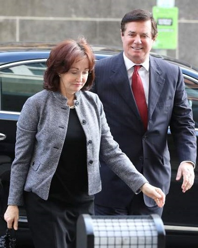 Kathleen Manafort supports husband Paul Manafort's after legal charges! Read about the hearings here!