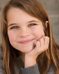 Modern Family's Raegan Revord- This American child Actress marvelous television appearance and filmography