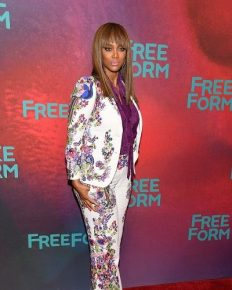 "Tyra Banks talks about ""Life Size 2"" and the character of Lindsay Lohan"