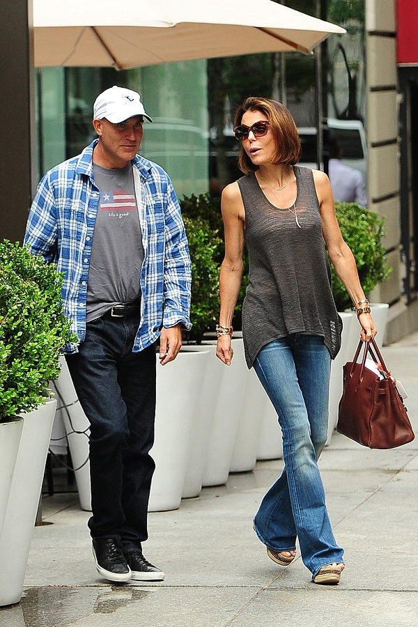 Bethenny and Dennis