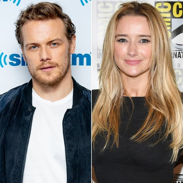 Who is Sam Heughan dating? Amy Shiels or Caitriona Balfe