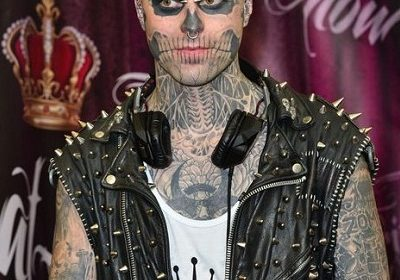 Lady Gaga's muse Zombie Boy dead at 32! Was it an accident or a suicide?