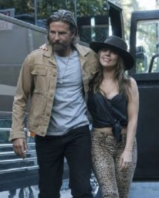 Bradley Cooper and Lady Gaga in A Star Is Born! New pictures releases of the on-screen singing duo a week after premiere!