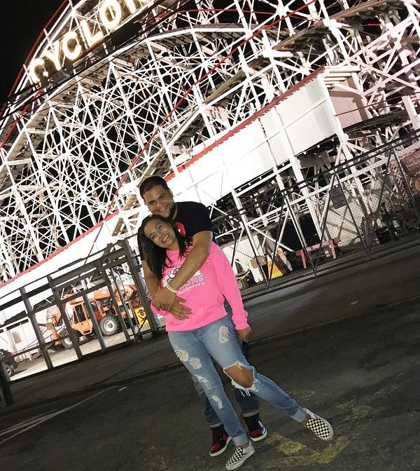 Briana and Johnny