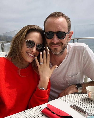 Carly Chaikin engaged to boyfriend Ryan Bunnell! Shows off her diamond ring!