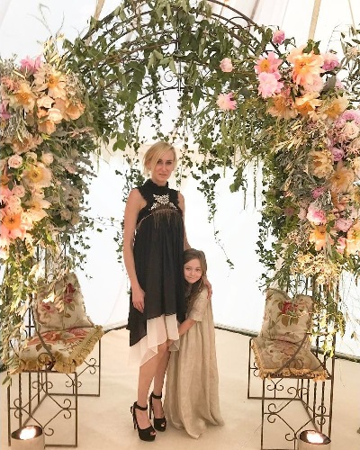 Kimberly Stewart shares her daughter Delilah's first day ...