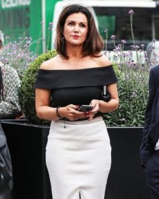 Susanna Reid from GMB had lost weight after her doctor revealed that she had a higher than normal BMI!