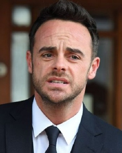 Ant McPartlin seen with his new girlfriend Anne-Marie Corbett on a romantic walk after his split from his wife Lisa Armstrong!