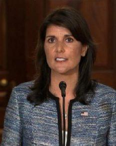 Nikki Haley resigns as the US Ambassador to the UN!