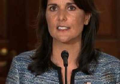 Nikki Haley resigns as the US Ambassador to the UN!