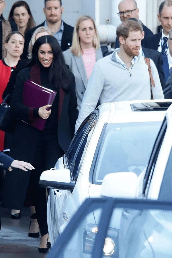 Meghan Markle And Prince Harry Are Expecting A Baby After