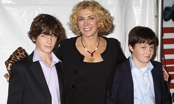 Liam Neeson's son Michael Neeson takes his late mom Natasha