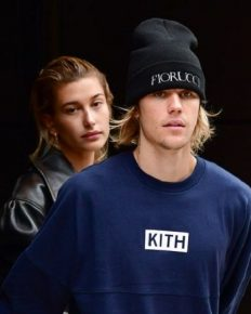 Justin Bieber looks sad as he is photographed in his car with wife Hailey Baldwin!