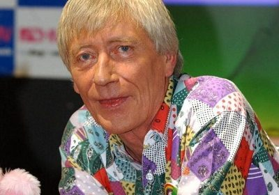 Geoffrey Hayes-the presenter of the children's show Rainbow on ITV dead at 76!