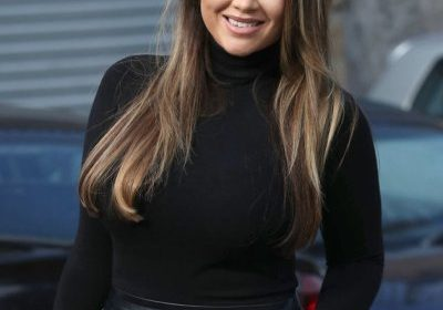 Lauren Goodger's different look! Has she undergone plastic surgery on her face again?