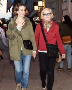Holland Taylor and Sarah Paulson are finding it difficult to spend quality time together due to their hectic schedules!