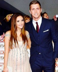 Dan Osborne and wife Jacqueline Jossa enjoy the sunny romantic break in Dubai!