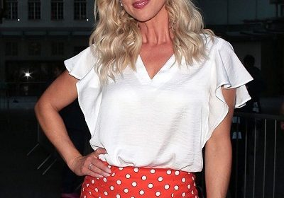 The downside of Fame! Faye Tozer talks about the problems of participating in Strictly Come Dancing and it's curse!