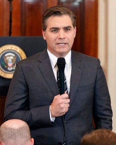 CNN sues President Trump and his aides over the ban on Jim Acosta