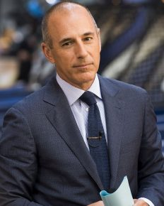 Matt Lauer is dating a 20-plus blonde after his sexual harassment scandal and divorce!