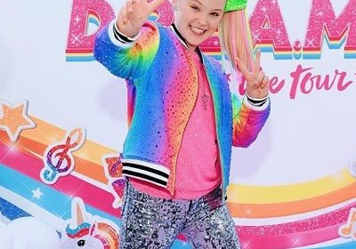 The youngest contestant from Abby's Ultimate Dance Competition, coming up with amazing hit Singles- This is Jojo Siwa a Dancer, singer, and actress popular for her signature look-Bows!